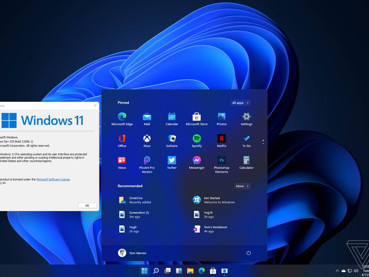 You are currently viewing New Windows 11